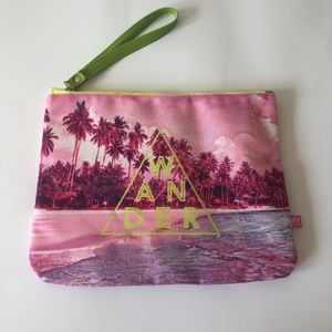 Mytagalongs Wander Island Bikini Bag Waterproof
